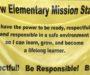 Longview Elementary Mission Statement